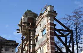 facade retention case study